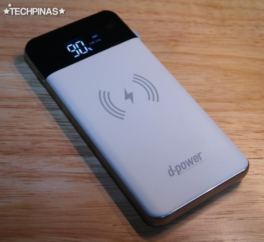 DPower Wireless Powerbank Charger