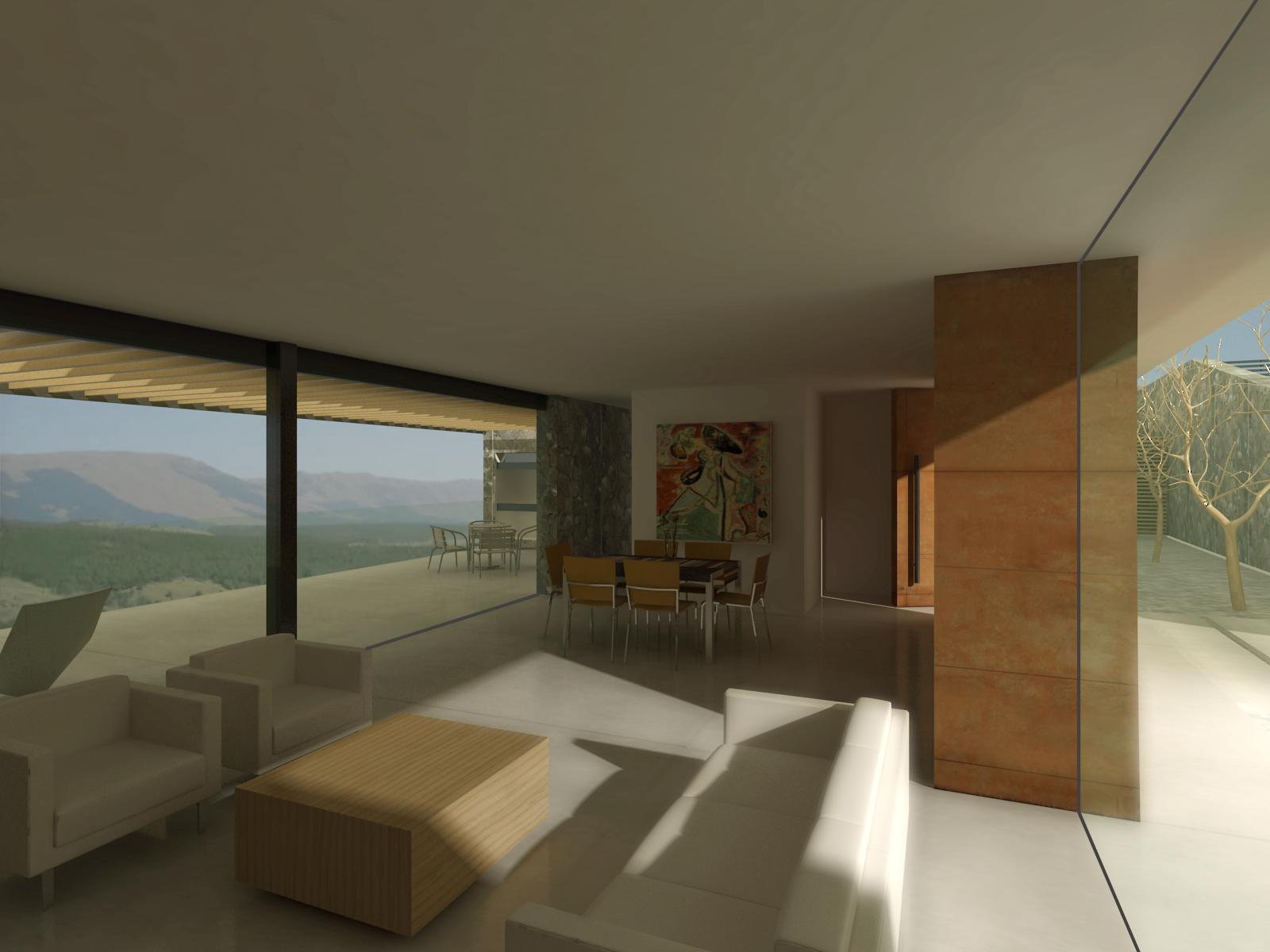 Arquitectos casa en r o ceballos - Arquitectos en segovia ...