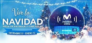 VIVE LA NAVIDAD Movistar arena Bogota
