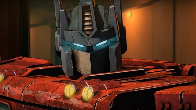 Transformers: War For Cybertron/Netflix/Reprodução