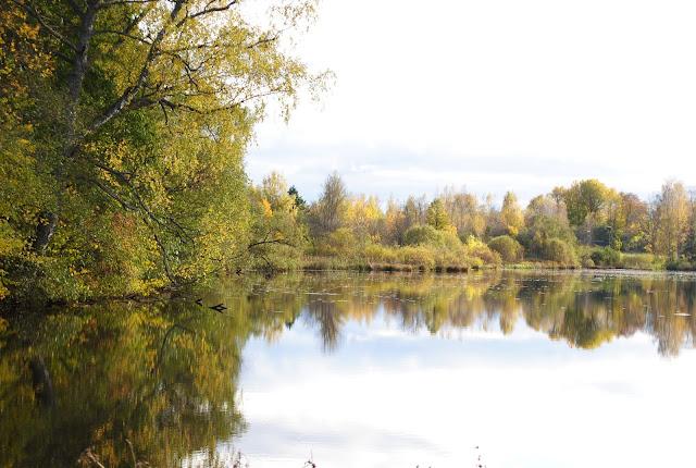 Sügisene järv