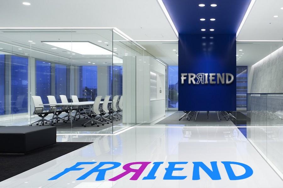 Frriend Mock Office