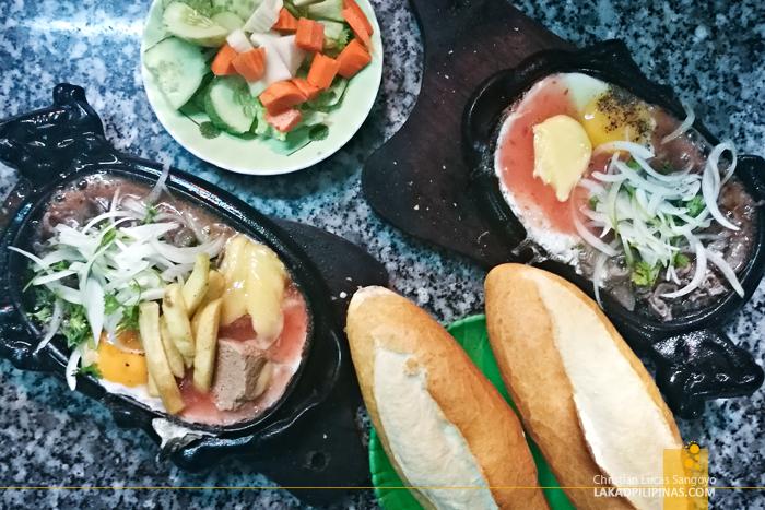 Vietnam Nha Trang Bo Ne Meal