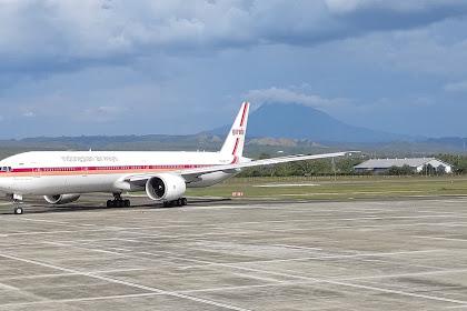 Kedatangan Jamaah Haji Kloter 1 Embarkasi Aceh dari Tanah Suci Madinah dengan Garuda Indonesia Boeing 777 Retro Livery - 3 September 2019