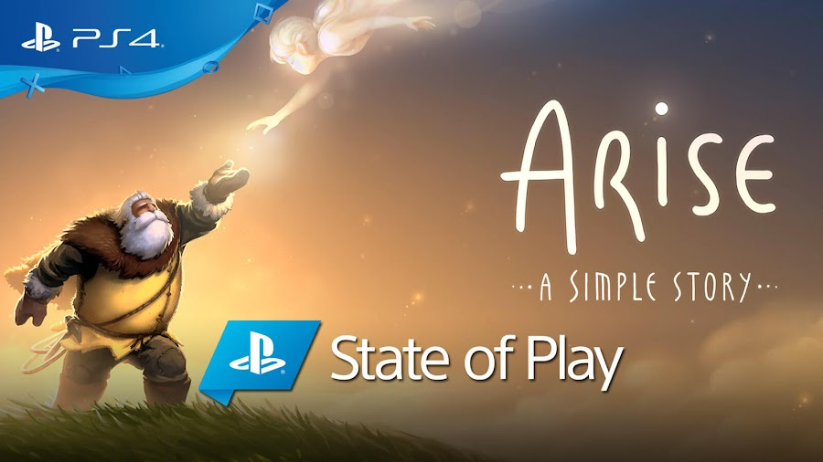 arise a simple story 2.5D puzzle platformer ps4 piccolo studio techland playstation state of play 2019