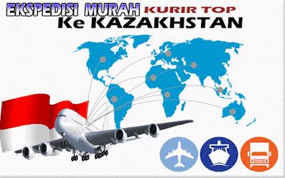 JASA EKSPEDISI MURAH KURIR TOP KE KAZAKHSTAN