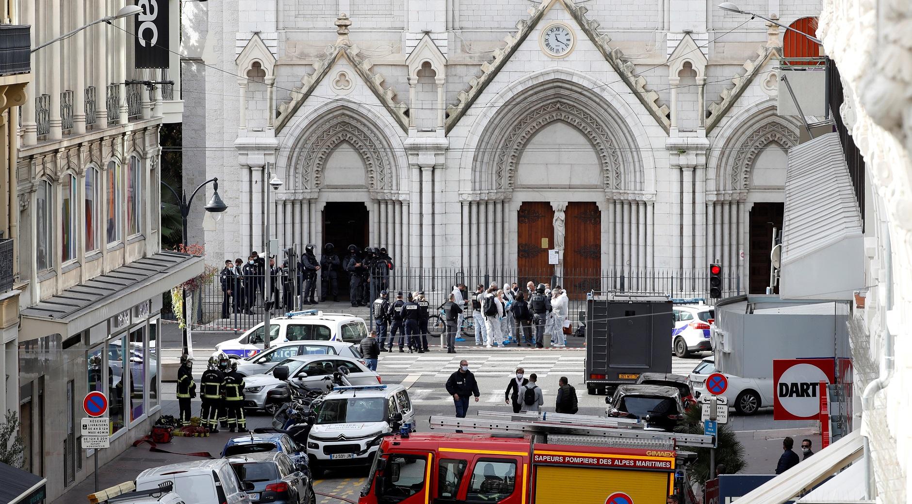 Ataque terrorista en Niza, Francia