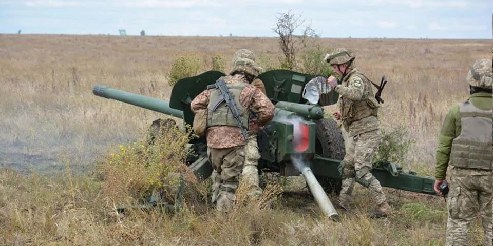 Причіпну артилерію я бачу на озброєнні бригад тероборони, – Баргилевич