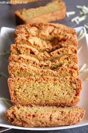 Pistachio Zucchini Bread