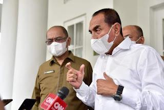 Arus Balik Idulfitri di Sumut, Gubernur Edy Rahmayadi Minta Daerah Perketat Pos Penyekatan