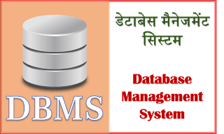 what is DBMS in Hindi?