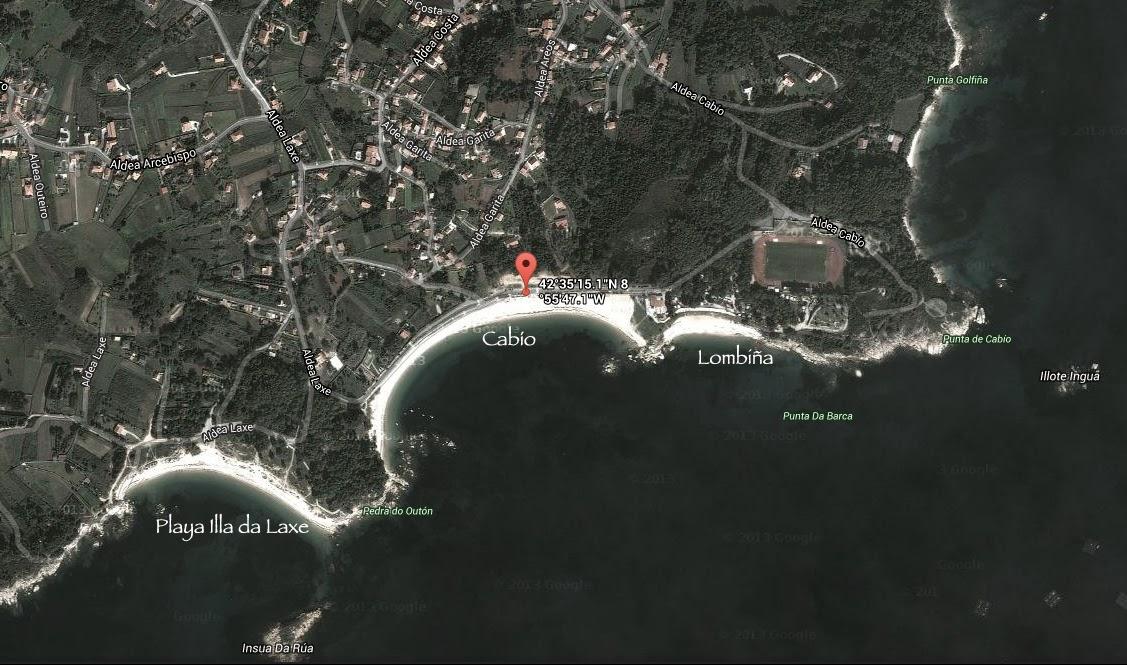 LAS 20 MEJORES PLAYAS DE GALICIA | El blog de viajes de Oswaldoces