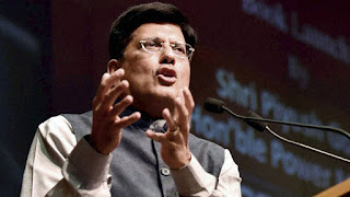 Cabinet reshuffle – Rajyavardhan Singh Rathore to handle I & B Ministry whereas Piyush Goyal to handle additional charge of Finance Ministry
