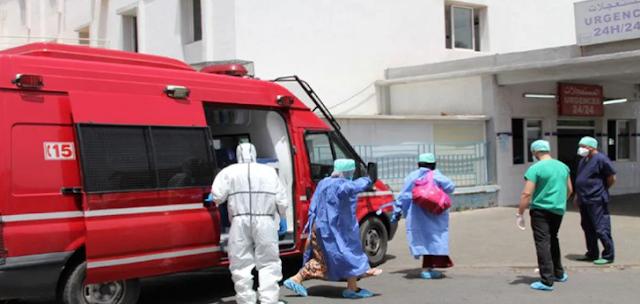 المغرب.. تسجيل821 إصابة جديدة بكورونا و25 حالة وفاة