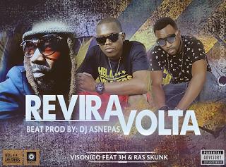 Visonico Feat. 3H & Ras Skunk - Revira Volta