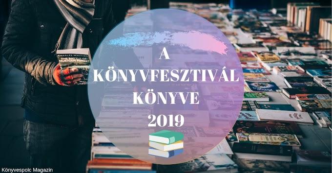 A KÖNYFESZTIVÁL KÖNYVE - 2019 / Jelölés
