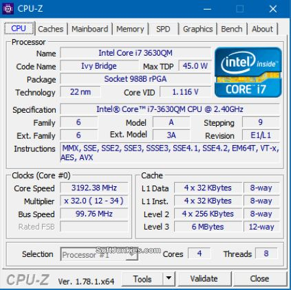 Download CPU-Z 1.83 for PC, CPU-Z Portable, CPU-Z Filehippo, CPU-Z Review