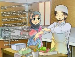 Membantu Istri Itu Sunnah Lho!