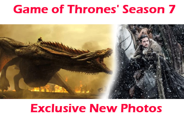 Watch Game of Thrones' Season 7: Exclusive New Photos