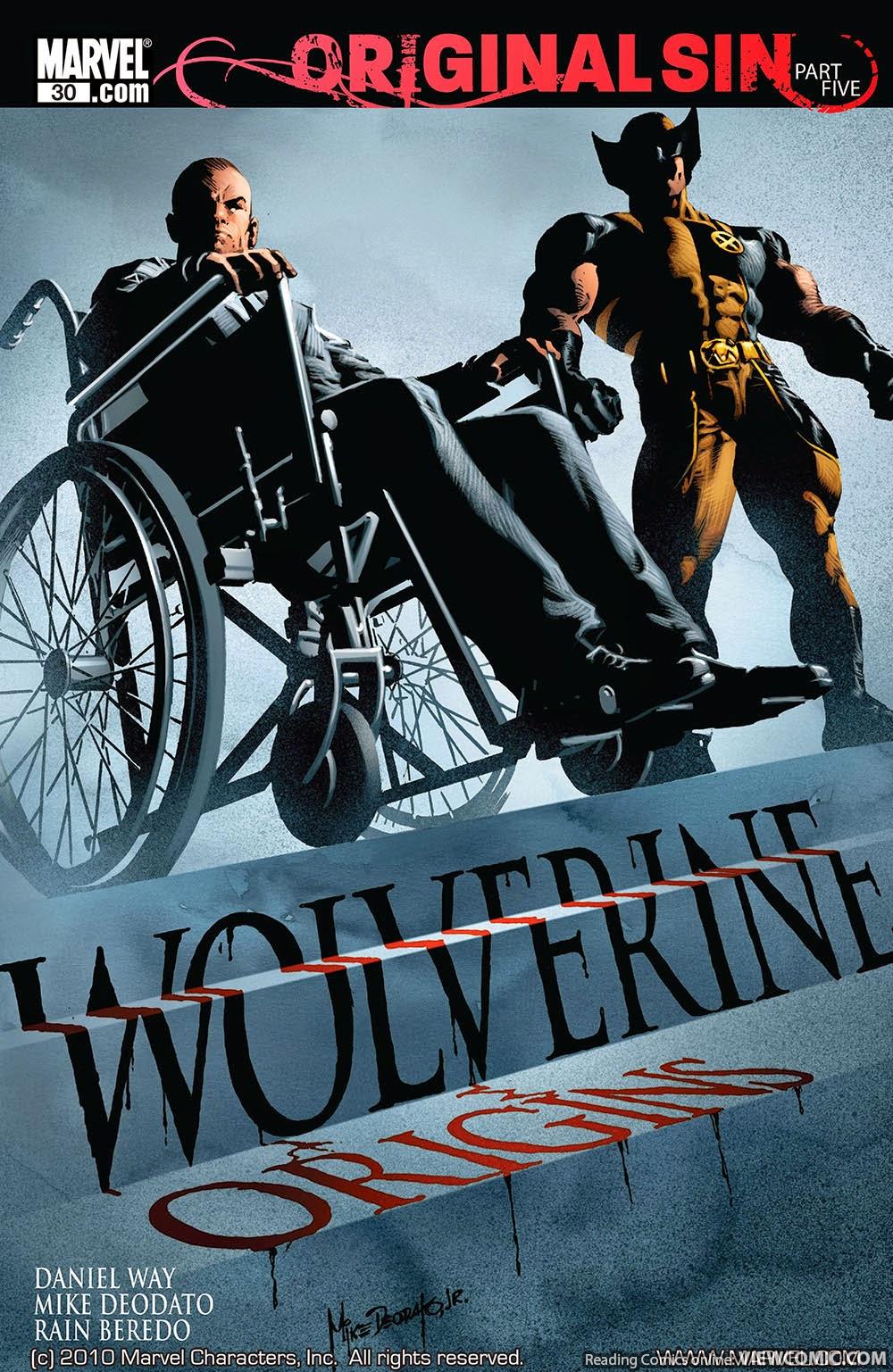 Wolverine Origins Pdf