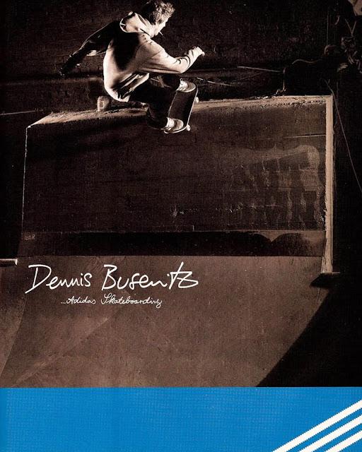 Adidas SB Busenitz Indoor poster shot