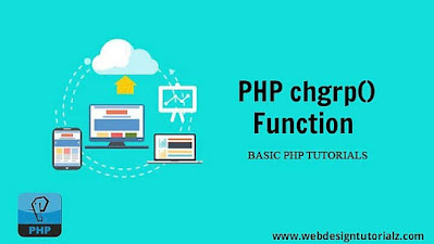 PHP chgrp() Function
