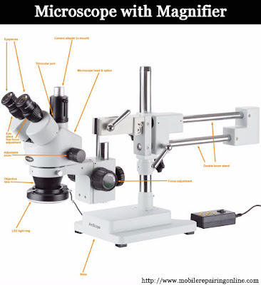 microscope provide eyepieces magnification see best components FPC connectors used microscope  different zoom magnified view