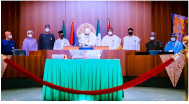 N2.4 billion for flights, N135 million for refreshments—within the 2021 budget of the Presidency.
