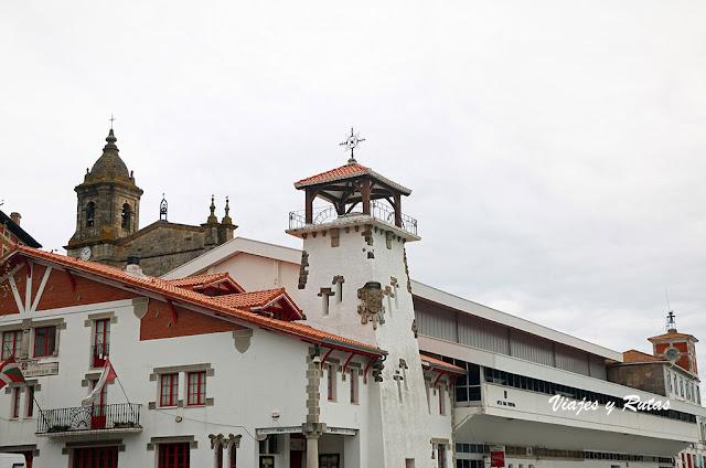 Oficina de turismo de Bermeo