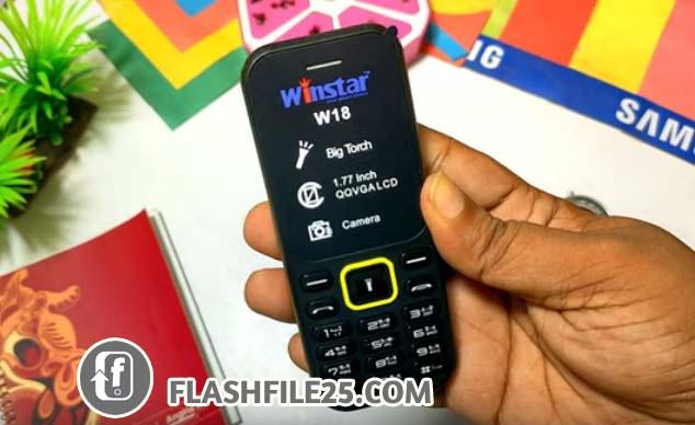 Winstar W18 New Flash File