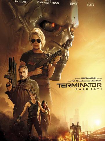 فيلم Terminator Dark Fate 2019 مترجم