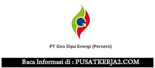 Lowongan Kerja Terbaru SMA SMK D3 S1 Juni 2020 PT Geo Dipa Energi
