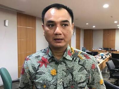 Anggota Bapemperda DPRD DKI Judistira Hermawan