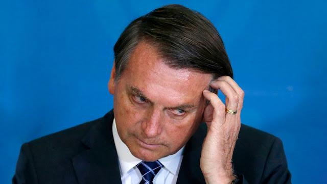 Bolsonaro anuncia que podría tener un cáncer de piel