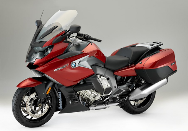 2017 BMW K 1600 GT Review Bagger and Colors