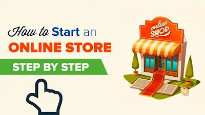 4 Easy Steps to Starting an e-Commerce Business