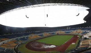 Persib Bandung Batal Pemusatan Latihan di Ciamis, Maksimalkan Stadion GBLA
