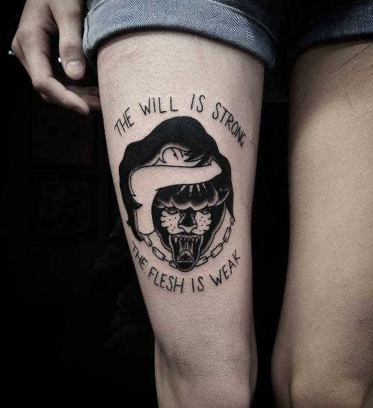 Panther Tattoos