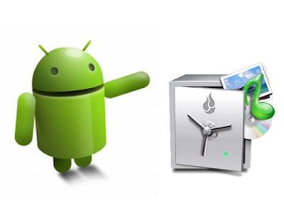 cara backup aplikasi android sebelum factory reset