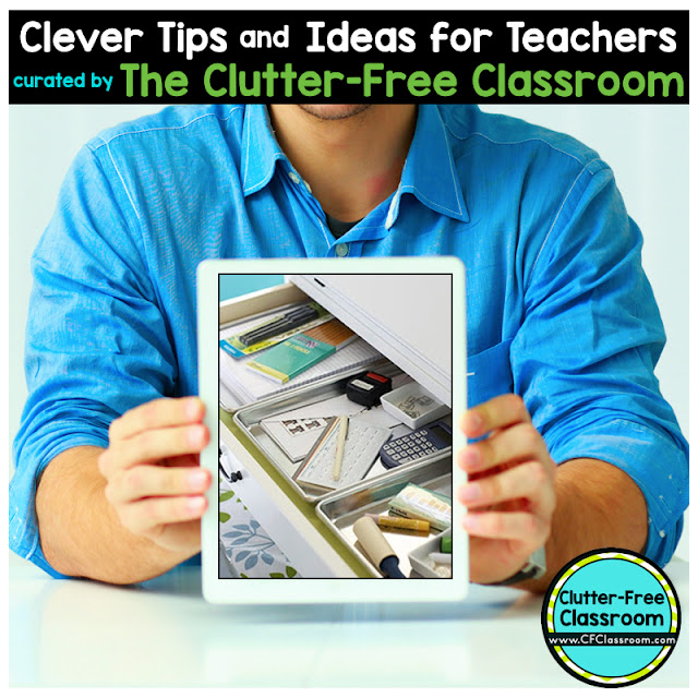 Does your teacher desk need organizing? Using cookie sheets can help you become a more organized teacher.
