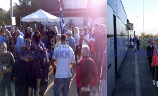 Πόσο «αγνή» ήταν η αντίδραση κατά των προσφύγων στα Βρασνά;