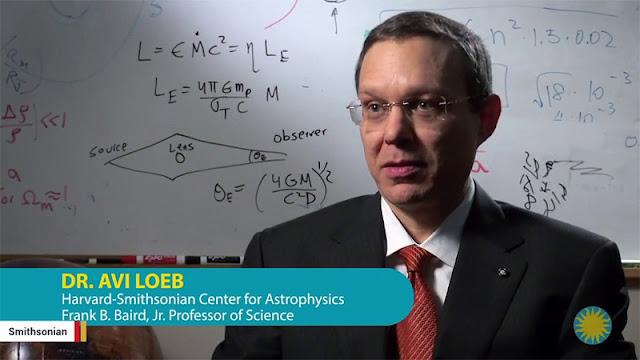 Dr Avi Loeb