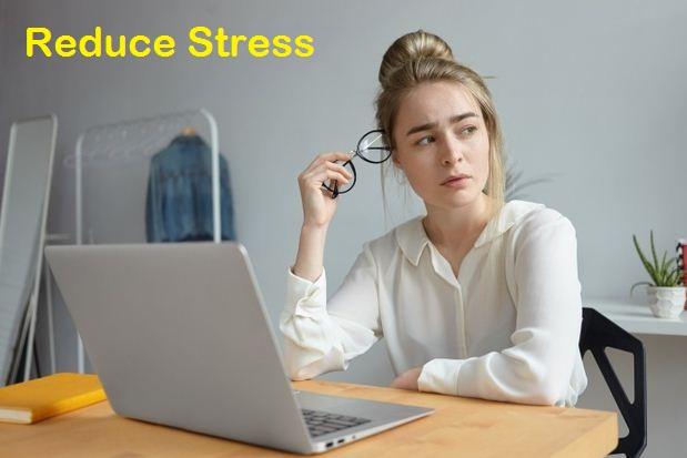 10 Hal Yang Dapat Anda Lakukan Untuk Mengurangi Stres Di Kantor