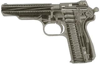 Взаимодействие частей и механизмов АПС при стрельбе