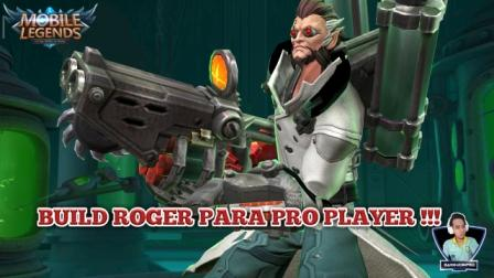 Build Roger for Indo Pro players