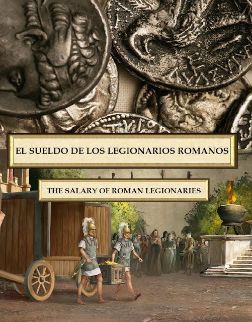 ¿Cuanto cobraban los legionarios romanos?