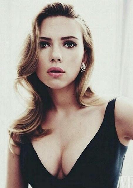 Scarlett Johansson Widescreen Wallpaper 1080p