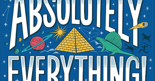 Book Review: Absolutely Everything! by Christopher Lloyd #WIN