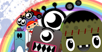 Check out #Ninjadoodles #Clickplay Rainbow!