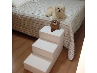 escadas ortopédicas camas altas
